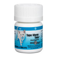 Tradewinds Tape Worm for Cats