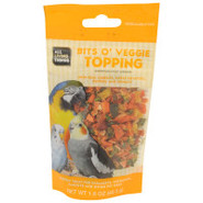 All Living Things Bits O' Veggie Topping for Birds