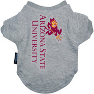 Arizona Sun Devils Logo Pet T-Shirt