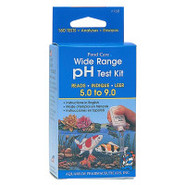 API Pond Care Wide Range pH Test Kit