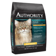 Authority Hairball Control Cat Food