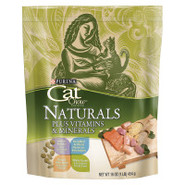 Purina Cat Chow Naturals Plus Vitamins and Mineral