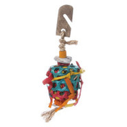 All Living Things Small Basket Foraging Bird Toy