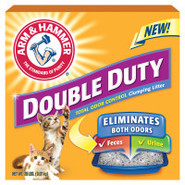 Arm &amp; Hammer Double Duty Advanced Odor Control Clu