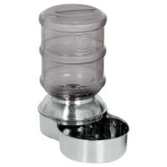 Petmate Replendish Stainless Steel Waterer for Pet