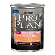 Purina Pro Plan Adult Sensitive Skin & Stomach Sal