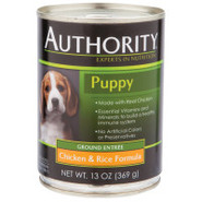 Authority Puppy Canned Food