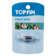 Top Fin Aquarium Check Valve