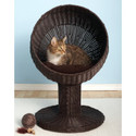 The Refined Feline Kitty Ball Bed