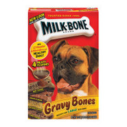 Milk Bone Gravy Bones Dog Treats