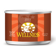 Wellness Senior Recipe Canned Dog Food