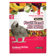 ZuPreem AvianMaintenance FruitBlend for Parrots &