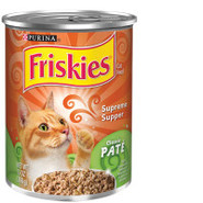 Purina Friskies Classic Pat Supreme Supper Cat Foo