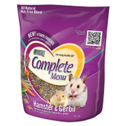 CareFRESH Complete Menu Hamster &amp; Gerbil Small Ani