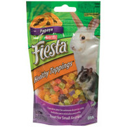 Kaytee Fiesta Healthy Toppings Papaya Treats for S