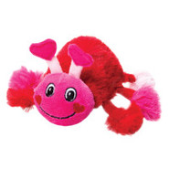 Luv-A-Pet Red w/Hot Pink Bug Dog Toy