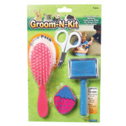 CritterWARE Groom-N-Kit for Small Animals