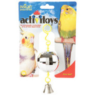 Insight Activitoys Disco Ball Bird Toy