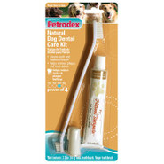 Petrodex Natural Dental Kit for Dogs