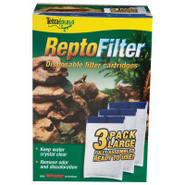 Tetrafauna Repto Filter Disposable Filter Cartridg