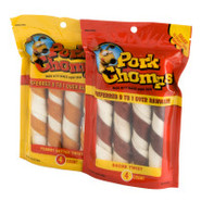 Scott Pork Chomps Dog Chew Sticks
