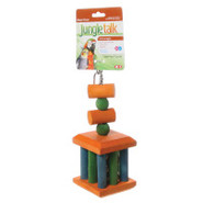 Jungle talk Cage Nut Puzzle Bird Toy