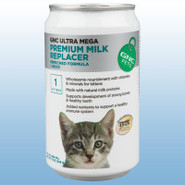 GNC Ultra Mega Premium Milk Replacer for Kittens