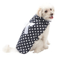 Top Paw Polka Dot Jacket for Dogs