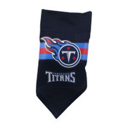 Tennessee Titans Dog Collar Bandana