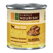 Simply Nourish Limited Ingredients Fish &amp; Potato S