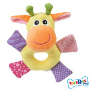 Toys R Us Pets Animal Rattle/Ring