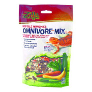 Zilla Reptile Munchies Omnivore Mix