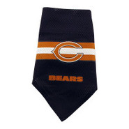 Chicago Bears Dog Collar Bandana