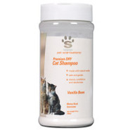 Pet Scentsations Premium Dry Cat Shampoo