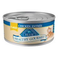 BLUE Healthy Gourmet Flaked Chicken Cat Food