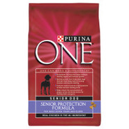 Purina ONE Senior Protection Formula Dog Food