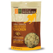Simply Nourish Freeze-Dried Chicken Dog Treats