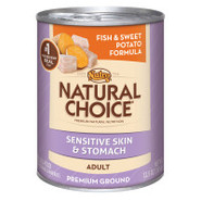 Nutro Natural Choice Adult Fish and Sweet Potato F