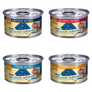 Blue Buffalo Healthy Gourmet Canned Cat Food