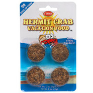 Hermit Crab Vacation Food Blocks