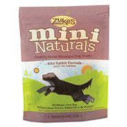 Zuke's Mini Naturals Wild New Zealand Rabbit Dog T