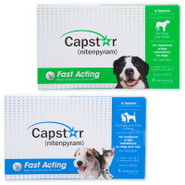 Capstar Adult Flea Killer Tablets