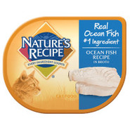 NATURE'S RECIPE Natural Oceanfish Cat Food