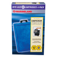 Emperor Rite-Size E Power Filter Replacement Cartr
