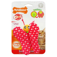 Nylabone Hunt & Play Action Transforming Butterfly