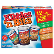 Kibbles 'n Bits Variety Pack Dog Food
