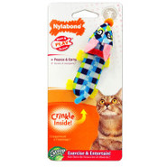 Nylabone Hunt & Play Action Cat Toy