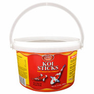 Omega One Premium Pond Foods Koi Sticks