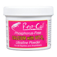 Rep-Cal Calcium with Vitamin D3 Ultrafine Powder