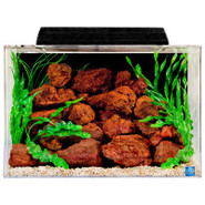 SeaClear 20 Gallon Aquarium with Hood